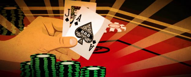 illustration jeux d'argent en ligne